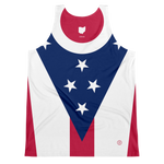 Ohio Flag Tank Top