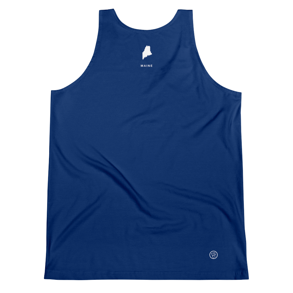 Maine Flag Tank Top