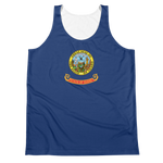 Idaho Flag Tank Top