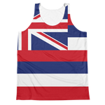 Hawaii Flag Tank Top
