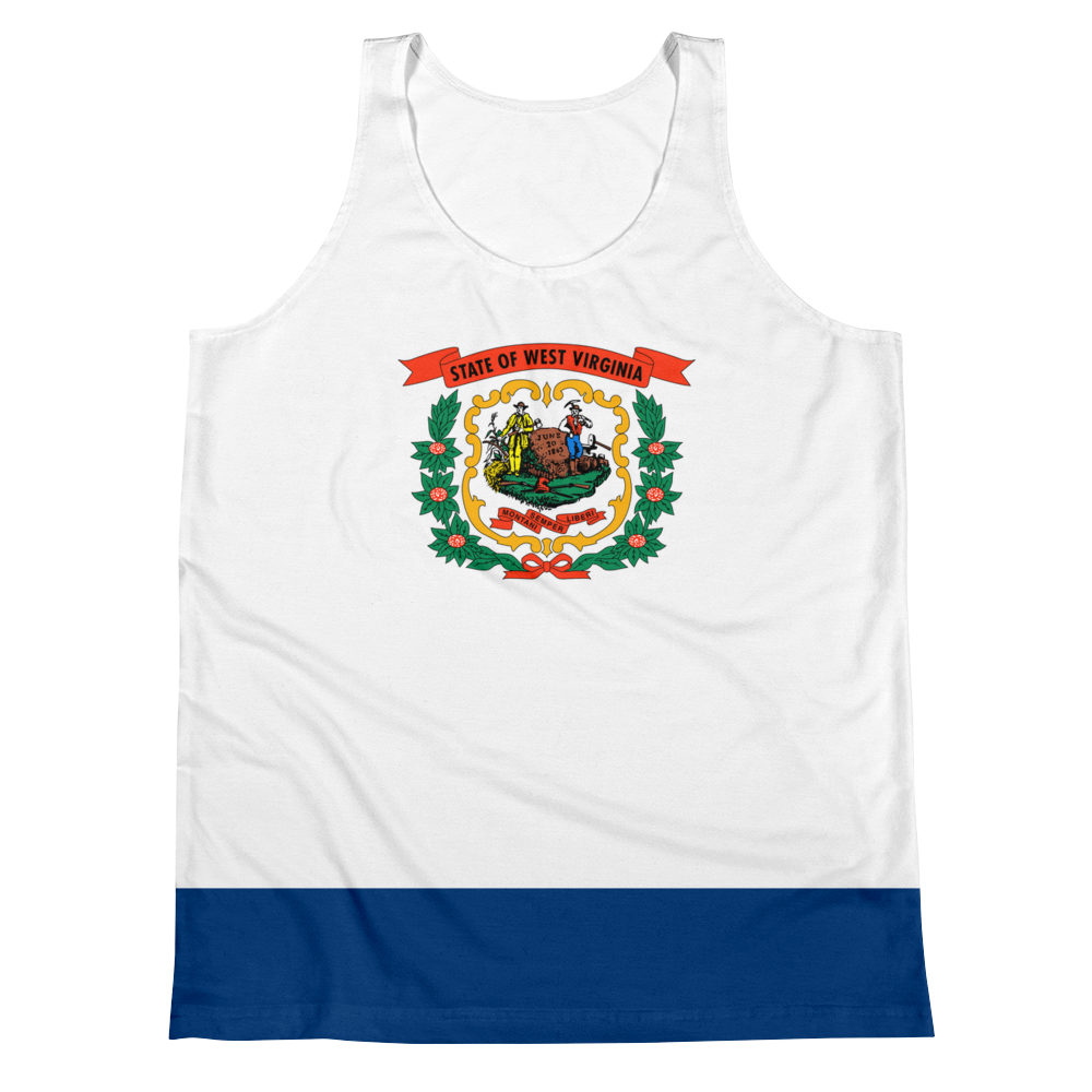 West Virginia Tank Top