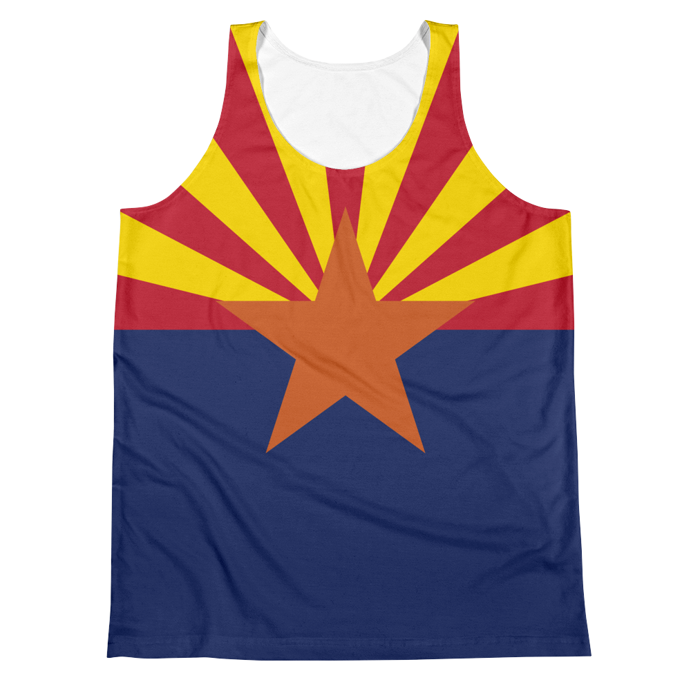 Arizona Flag Tank Top