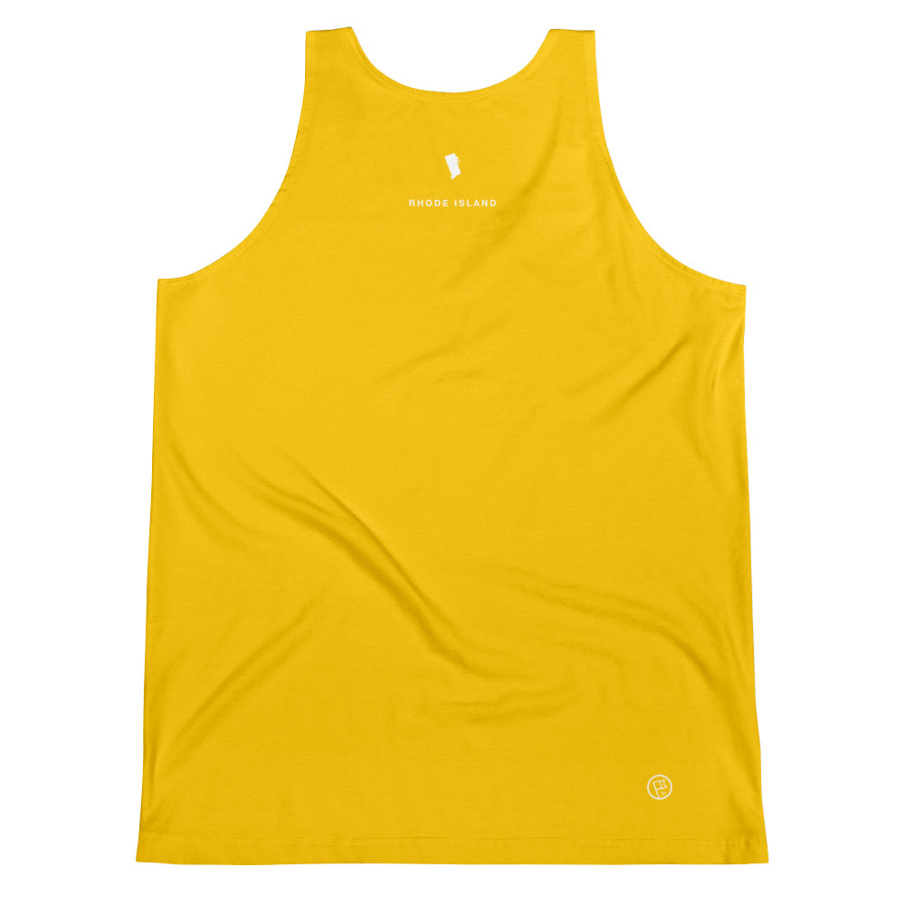 Rhode Island Flag Tank Top