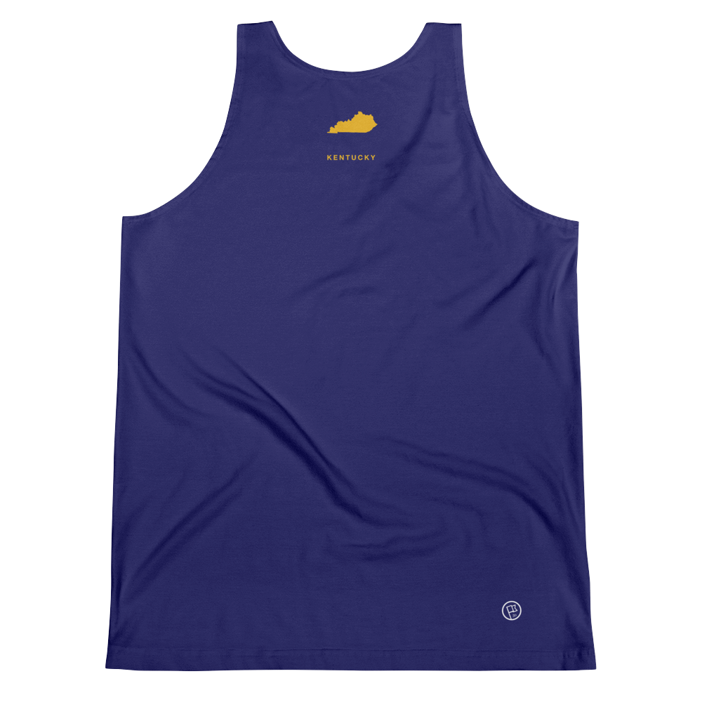 Kentucky Flag Tank Top