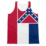 Mississippi Flag Tank Top