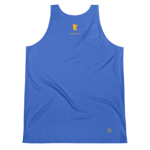 Minnesota Flag Tank Top
