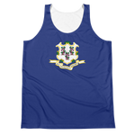 Connecticut Flag Tank Top
