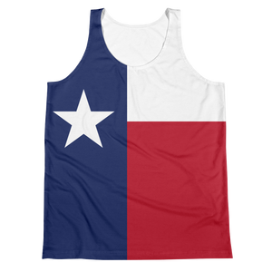 Texas Flag Tank Top