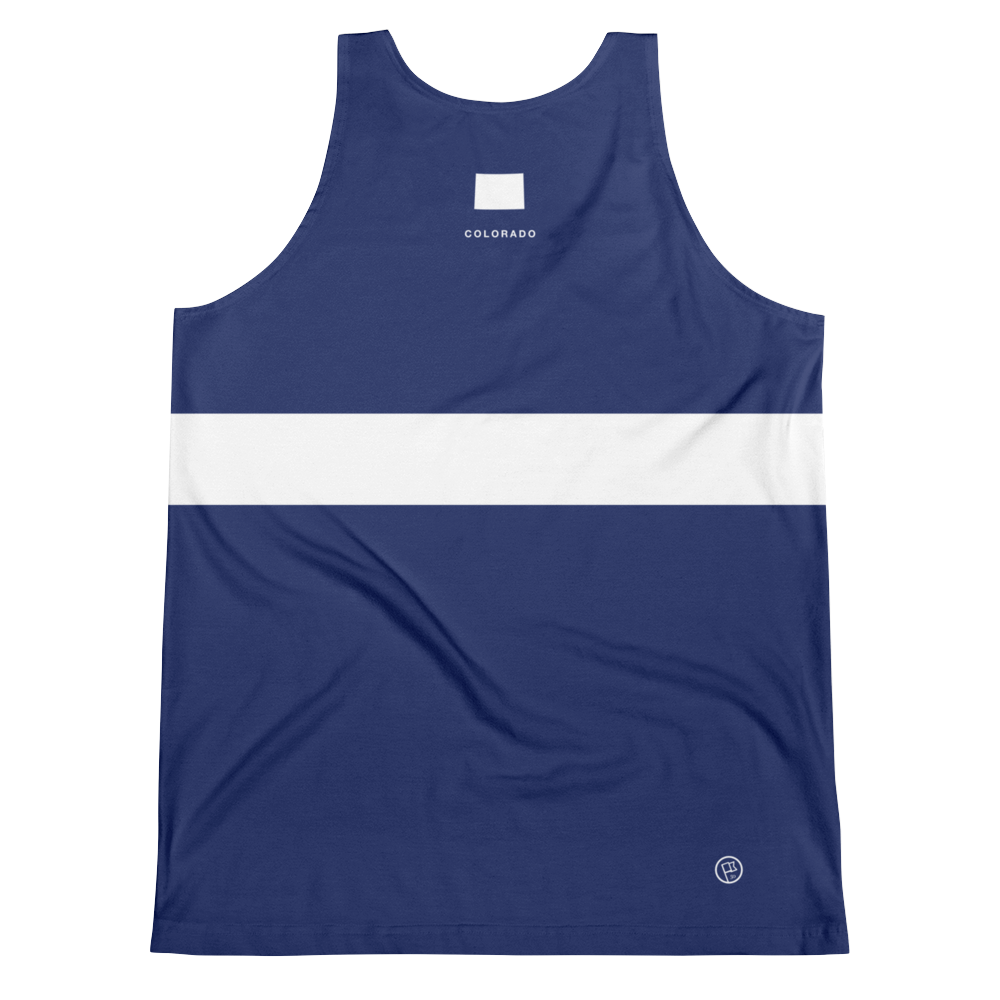 Colorado Flag Tank Top