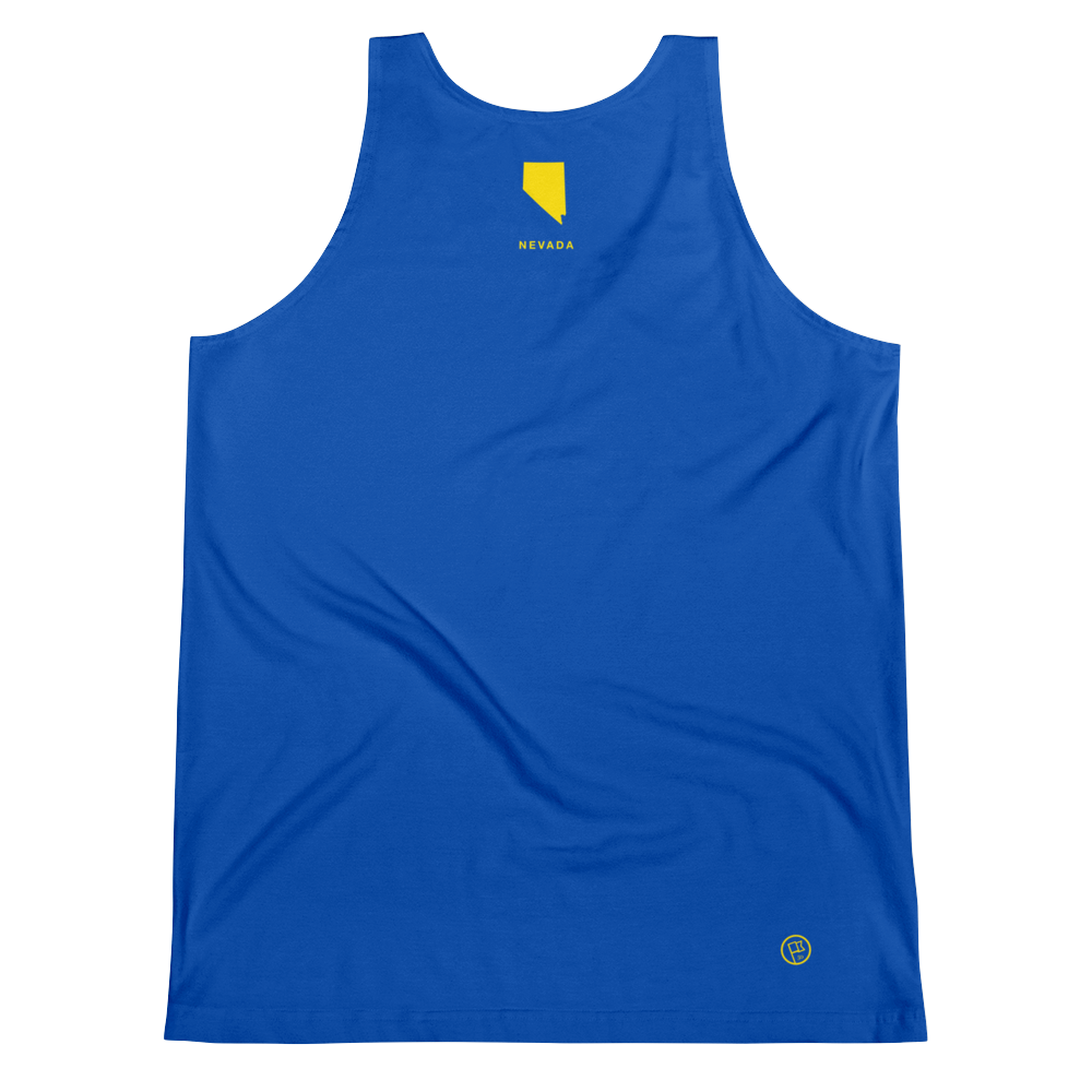 Nevada Flag Tank Top