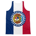 Missouri Flag Tank Top