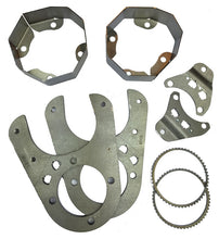 Load image into Gallery viewer, JK 1 Ton Rear 14 Bolt Disc Brake Conversion Kit 60 Tooth Artec Industries