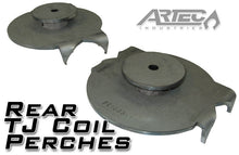 Load image into Gallery viewer, Rear TJ Coil Perches And Retainers 3 Inch Pair Artec Industries