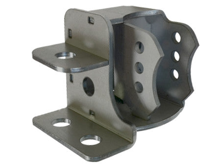 Adjustable Inner Frame Bracket 25 Degree Front Passenger/Rear Driver Single Artec Industries