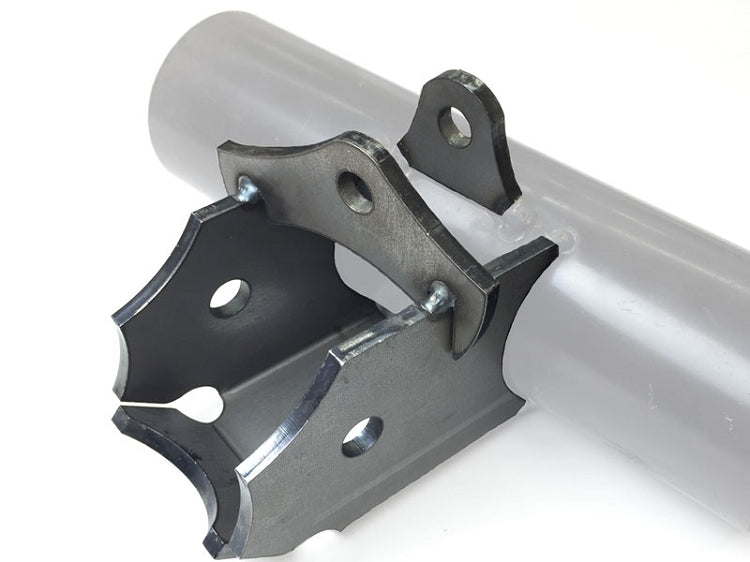 Shock Plus Lower Link Axle Combo Brackets 0 Degree Pair Artec Industries