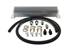 Load image into Gallery viewer, Heat Sink Fluid Cooler Kit with 6AN Fittings PSC Performance Steering Components