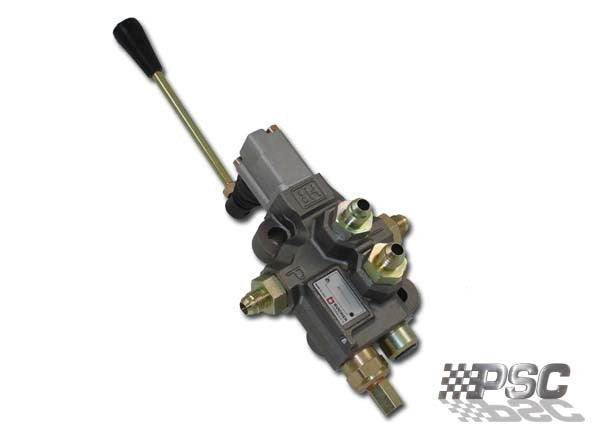 Directional Valve for Full Hydraulic Rear Steer Systems PSC Performance Steering Components