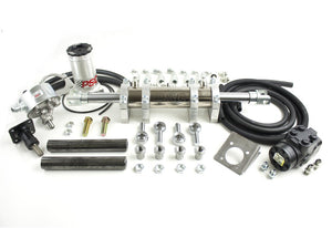 Full Hydraulic Steering Kit, P Pump XR Series (35-42 Inch Tire Size) PSC Performance Steering Components