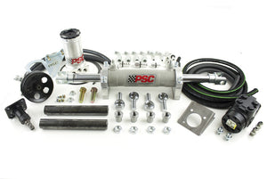 Full Hydraulic Steering Kit, 1997-2006 Jeep LJ/TJ (35-42 Inch Tire Size) PSC Performance Steering Components