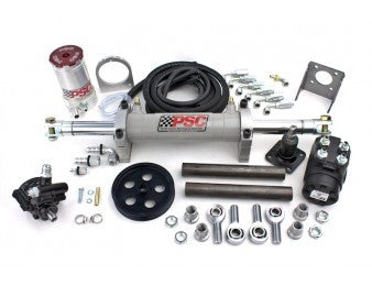 Full Hydraulic Steering Kit, 1997-2006 Jeep LJ/TJ (40 Inch and Larger Tire Size) PSC Performance Steering Components