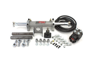 Basic Full Hydraulic Steering Kit, (40 Inch and Larger Tire Size) PSC Performance Steering Components