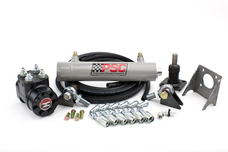 Full Hydraulic Steering Kit,  Most Toyota Truck 4WD PSC Performance Steering Components