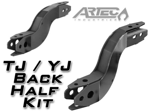 TJ/YJ Back Half Frame Kit Artec Industries