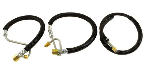 Complete Power Steering Hose Kit for 1997-2002 Dodge Cummins PSC Performance Steering Components