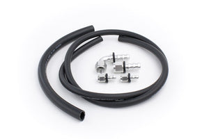 Hose Kit for PSC Remote Reservoir with Hydroboost Installation 2X #6 JIC RTN #10 JIC Feed PSC Performance Steering Components