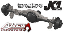 Load image into Gallery viewer, JK 1 Ton Superduty Rear Sterling Axle Swap Kit Artec Industries