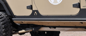 Nighthawk JK Sliders JKU 4 Door Artec Industries