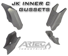 Load image into Gallery viewer, JK Inner C Gussets Artec Industries