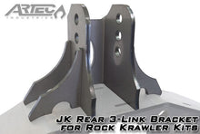 Load image into Gallery viewer, JK Rear 3-Link Bracket For Rock Krawler Kits Artec Industries