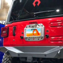 Load image into Gallery viewer, JL Spare Tire Delete Kit Powdercoat Aluminum Artec Industries