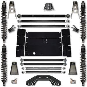 Rock Krawler LJ 3.5 Inch Trail Runner Stg 1 Coilover Long Arm Lift Kit 04-06 Wrangler Unlimited