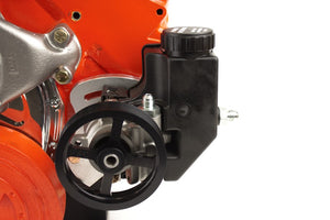 Adaptive Bracket Kit for SBGM Block Mounted Type II/CBR Power Steering Pumps PSC Performance Steering Components