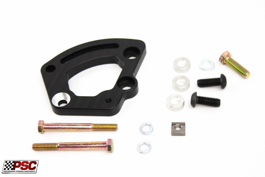 Adaptive Bracket Kit for SBGM Head Mounted Type II/CBR Power Steering Pumps PSC Performance Steering Components