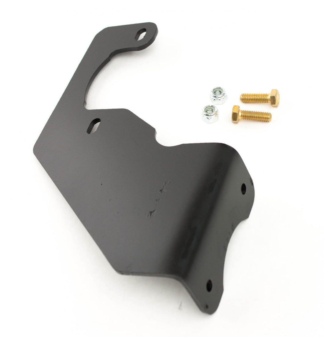 Remote Reservoir Bracket Kit for Jeep JK with HEMI Engine Conversion PSC Performance Steering Components