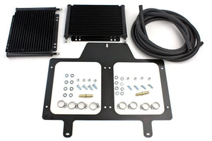 Dual Fluid Cooler Mounting Kit for 1997-2006 Jeep LJ/TJ PSC Performance Steering Components