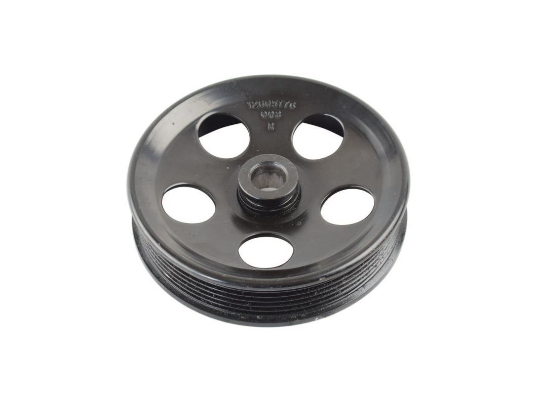 OEM HEMI Power Steering Pump Pulley, 6 Rib Serpentine PSC Performance Steering Components