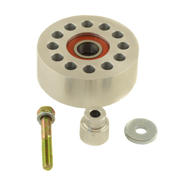 3.25 Inch Full Race Double Bearing Idler Pulley PSC Performance Steering Components
