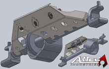 Load image into Gallery viewer, Dana 60 Full Hydro RAM Mount Only Chevy Artec Industries