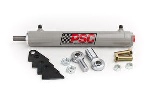 Single Ended Steering Cylinder Kit, 1.75 Inch X 10.0 Inch X 0.750 Inch Rod PSC Performance Steering Components