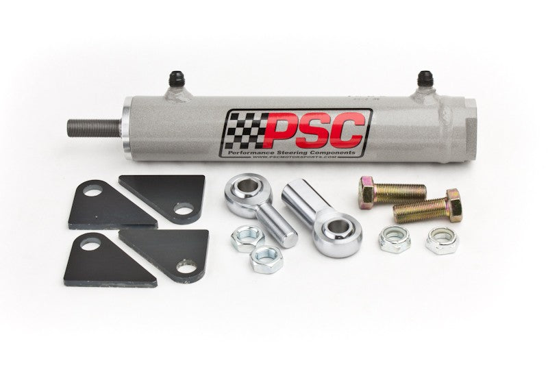 Single Ended Steering Cylinder Kit, 1.75 Inch X 6.75 Inch X 0.750 Inch Rod PSC Performance Steering Components