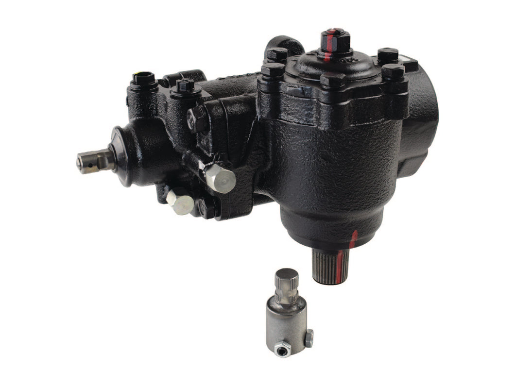 Big Bore XD Cylinder Assist Steering Gearbox 1988-1999.5 GM 2500/3500 4WD 2500/3500 PSC Performance Steering Components