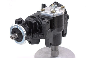 Cylinder Assist Steering Gearbox, 1980-1993 GM 4WD with Crossover Steering PSC Performance Steering Components