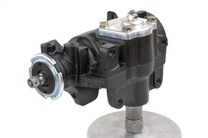 Cylinder Assist Steering Gearbox, 1977-79 GM 4WD with Crossover Steering PSC Performance Steering Components