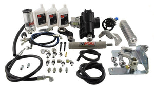 Big Bore XD2 Cylinder Assist Steering Kit, 2012-18 Jeep JK 3.6L Pentastar OEM Axle PSC Performance Steering Components