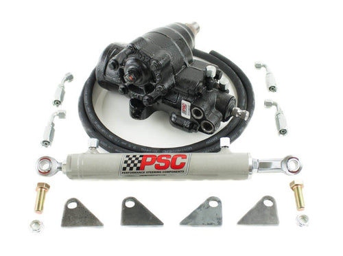 Big Bore XD Cylinder Assist Steering Kit, 2003-08 Dodge RAM 2500/3500 PSC Performance Steering Components