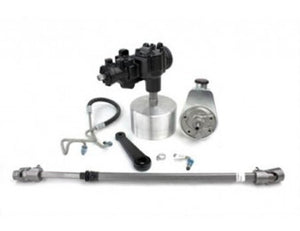 Manual-To-Power Steering Conversion Kit, 1976-86 Jeep CJ PSC Performance Steering Components